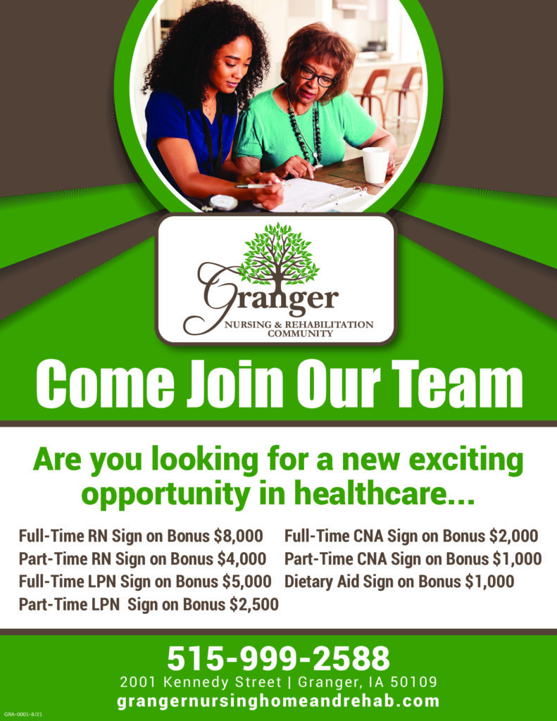 Granger_Come-Join-Our-Team-AD_August_v2